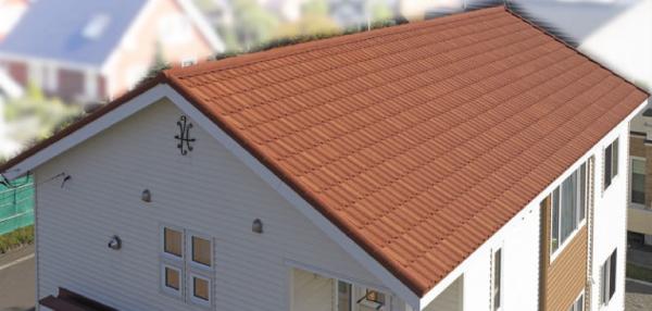 45平米の屋根