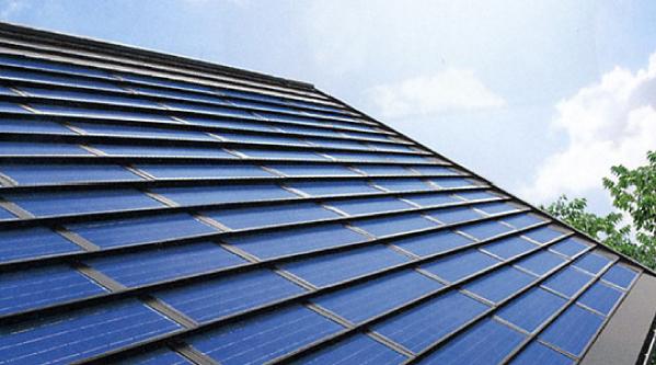 屋根一体型太陽光発電