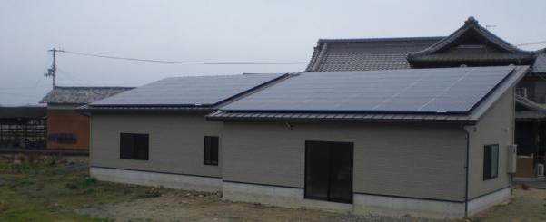 倉庫に太陽光発電を設置ケース