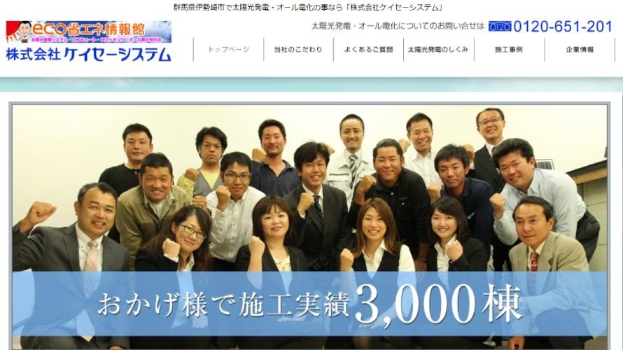 株式会社ケイセーシステム