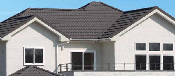 35平米の屋根