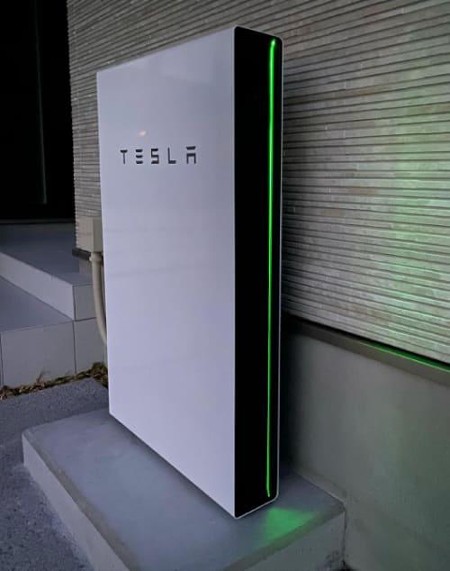 テスラ蓄電池Powerwallサイズ感